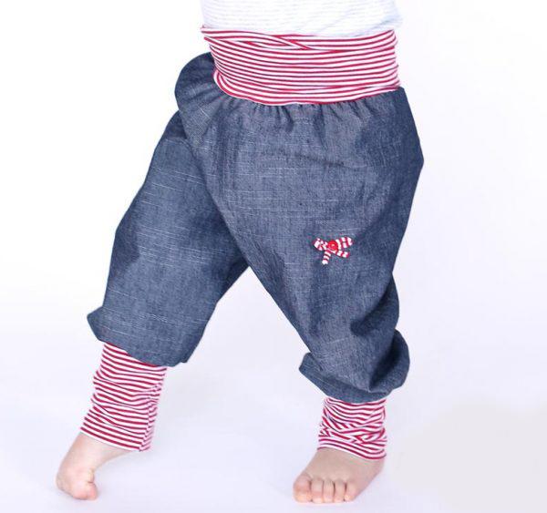 Hosen und Röcke